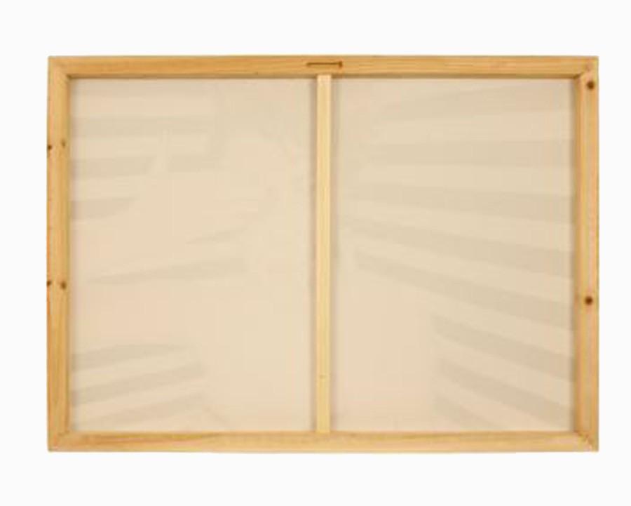 Tela Impressa Stripes Girl 50x70x3cm  - Arrivo Mobile