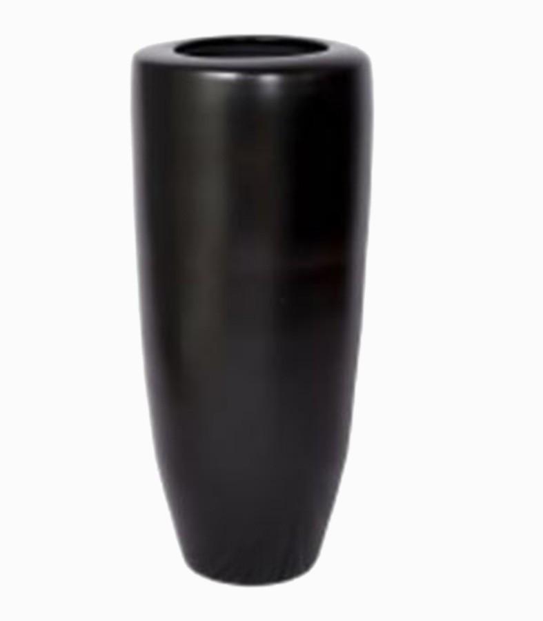 Vaso De Chão Estreito Alto Brilho  - Arrivo Mobile