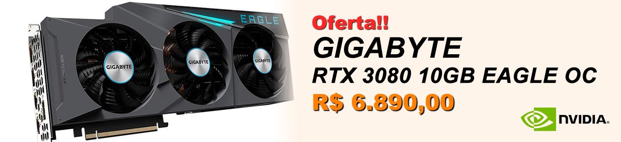 RTX 3080 Gigabyte Eagle OC 10GB