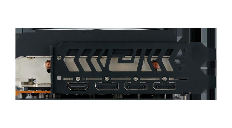 PLACA DE VIDEO POWER COLOR AMD RADEON RX 6800 16GB RED DRAGON AXRX 16GBD6-3DHR/OC