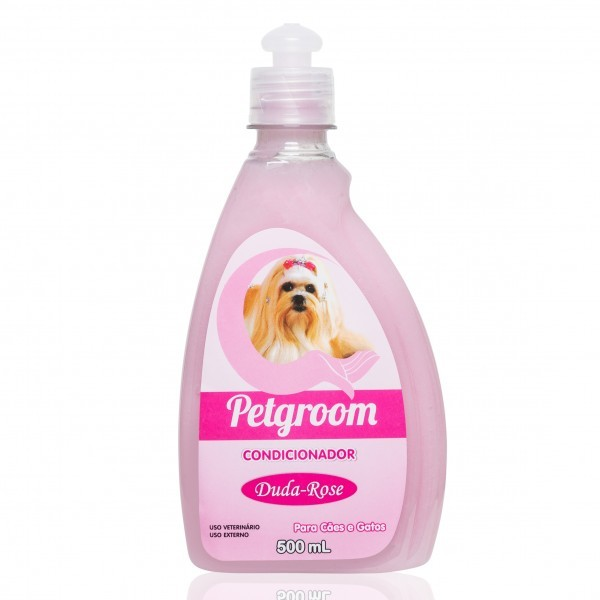 CONDICIONADOR DUDA ROSE PETGROOM - 500ML