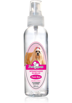 INTENSIFICADOR DE BRILHO DUDA ROSE 120ML - PETGROOM