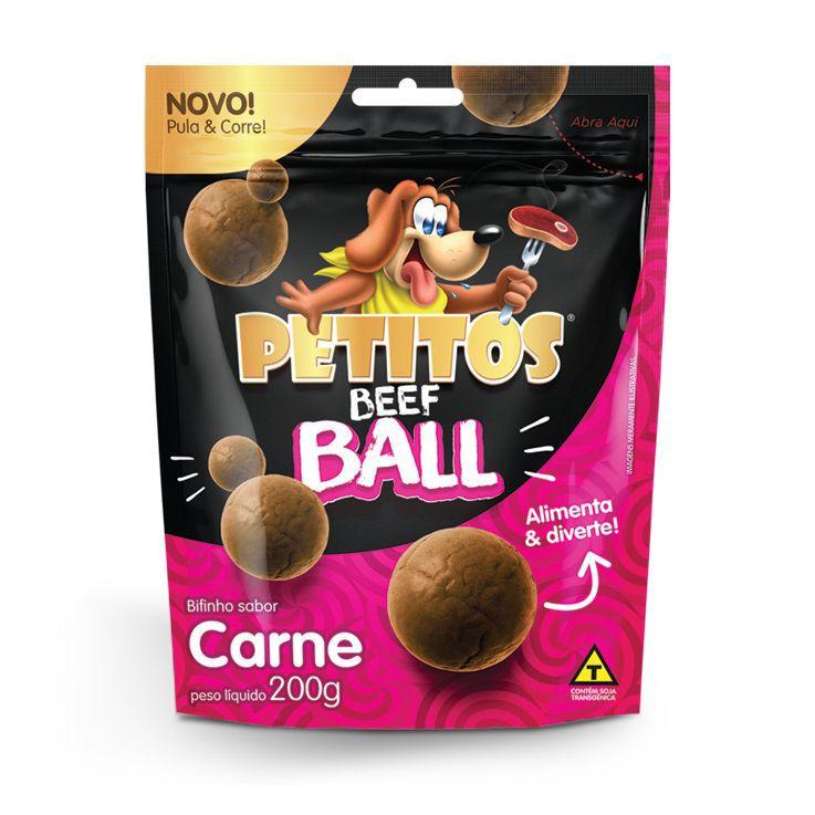 BIFINHO PETITOS BEEF BALL SABOR CARNE - 200g