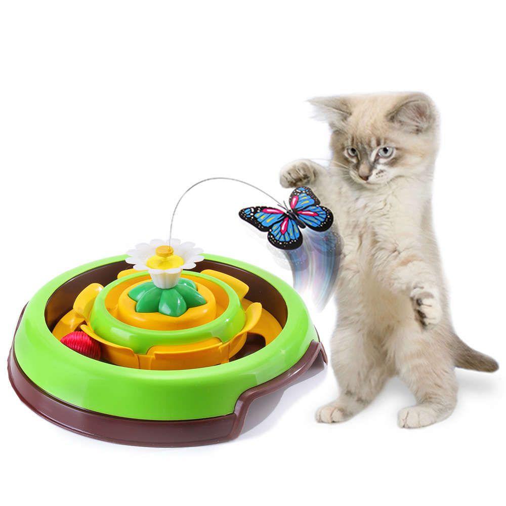 BRINQUEDO PARA GATOS CAT SPIN - TRUQYS PET