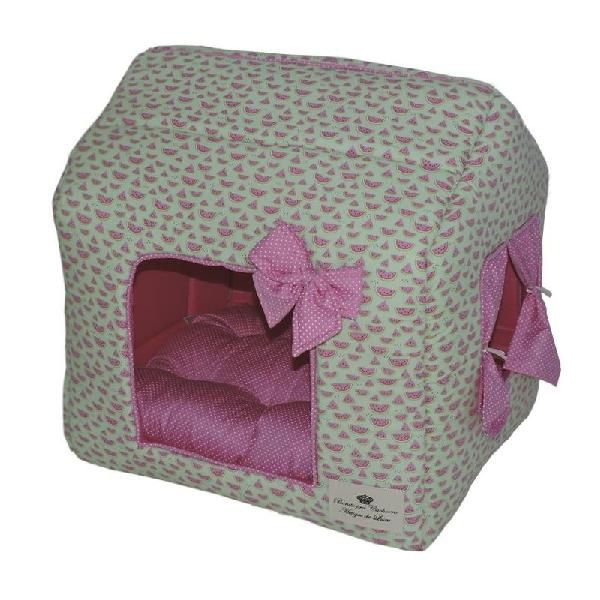 CAMA CASINHA PRINCESA - ESTAMPA MINI MELANCIAS