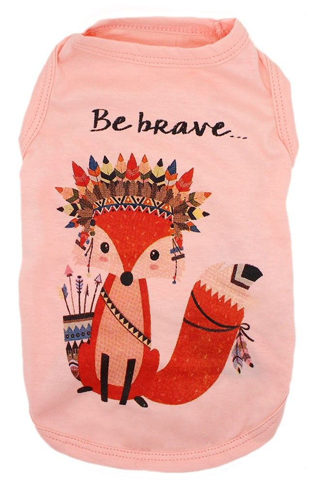 CAMISETA REGATA BE BRAVE - ROSA