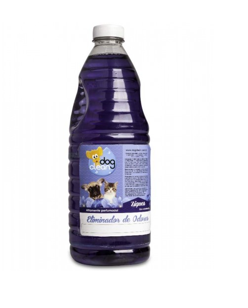 ELIMINADOR DE ODORES DOG CLEAN 2L - ZIQUES