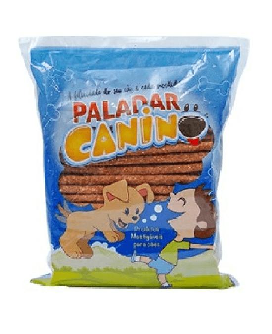 OSSO PALITO FLEX BACON 1KG - PALADAR CANINO