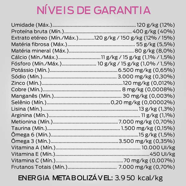 RAÇÃO PRO PLAN SALMÃO PARA GATOS ADULTOS CASTRADOS - 1,5KG