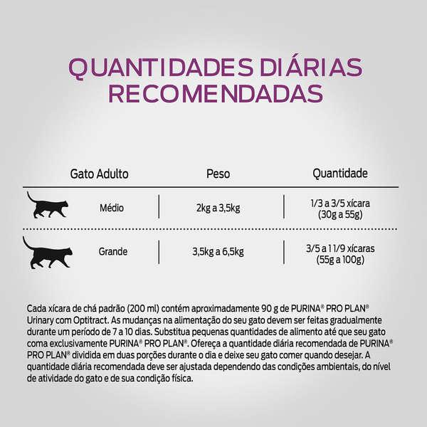 RAÇÃO PRO PLAN URINARY FRANGO PARA GATOS ADULTO - 1,5kg