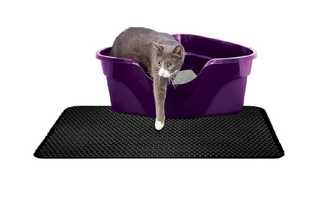 TAPETE ANTI-SUJEIRA CAT TRAP HOLE GRANDE