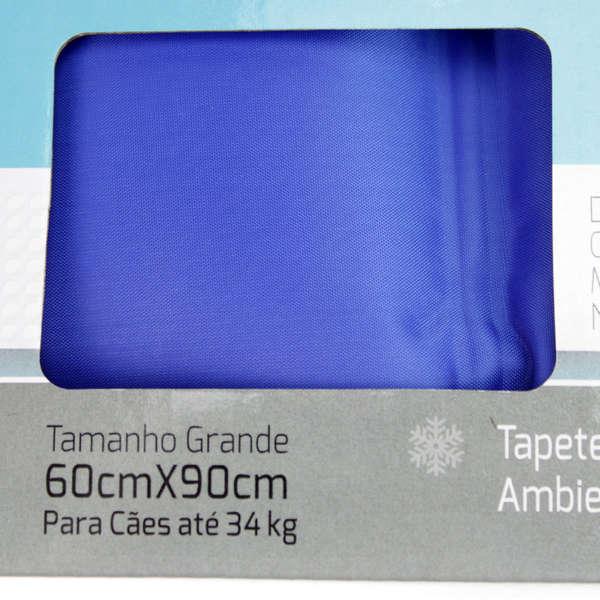TAPETE GELADO REFRESCANTE CHALESCO TAM. G 60cm x 90CM