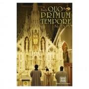 A Bula Quo Primum Tempore - S. Pio V