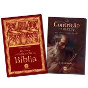 A Contrição Perfeita + Legítima Interpretação da Bíblia