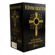 A Divina Eucaristia: Escritos e Sermões de São Pedro Julião Eymard (5 volumes)