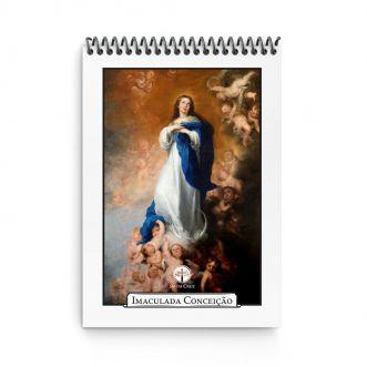 Bloco de Anotações - Imaculada Conceição