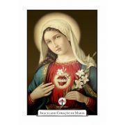 Bloco de Anotações - Imaculado Coração de Maria