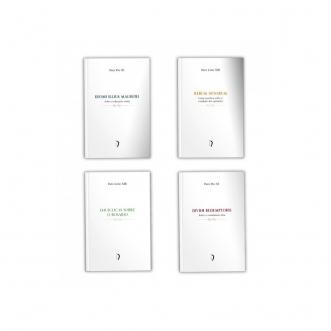 Combo - Cartas e Encíclicas (4 Livros)