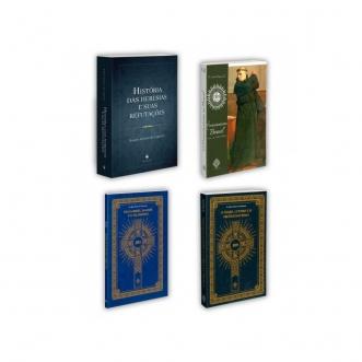 Combo - Contra as Heresias (4 Livros)