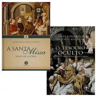 Combo - Santa Missa (2 Livros)