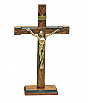 Crucifixo de Madeira MDF