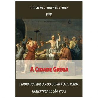 DVD - A Cidade Grega - FSSPX