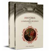 História da Companhia de Jesus (2 vols.) - J.M.S. Daurignac