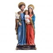 Imagem Sagrada Família (Coleção Angelus)