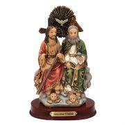 Imagem Santíssima Trindade (Coleção Antigue)