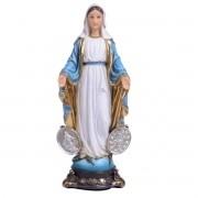 Imagem Nossa Senhora das Graças (Coleção Angelus)