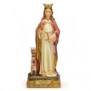 Imagem Santa Bárbara (Coleção Florence)