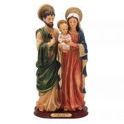 Imagem Sagrada Família (Coleção Antigue)