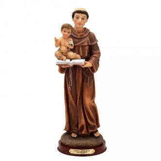 Imagem Santo Antônio - 13 cm (Coleção Antigue)