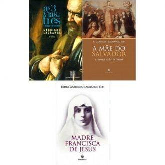 KIT - Garrigou-Lagrange (3 livros)