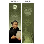 Marcador de Página Santo Inácio de Loyola - 18 x 5 cm