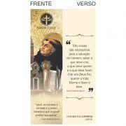 Marcador de Página Santo Tomás de Aquino - 18 x 5 cm