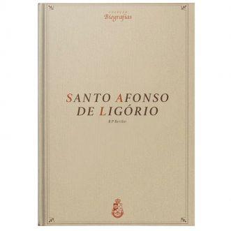 Santo Afonso Maria de Ligório - R. P. Berthe