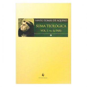 Suma Teológica - Parte I - S. Tomás de Aquino