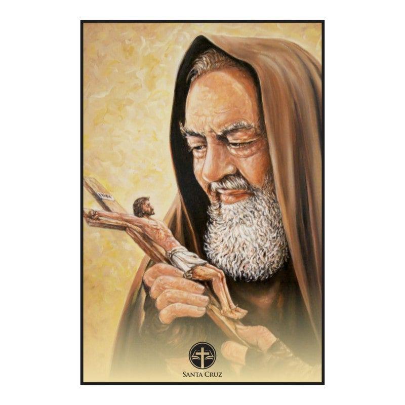 Bloco de Anotações - Padre Pio