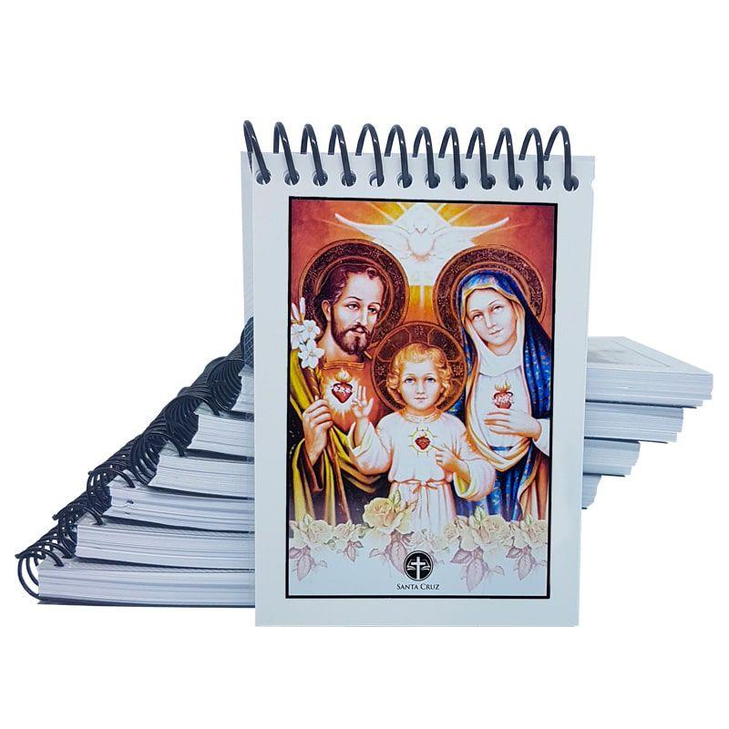 Bloco de Anotações - Sagrada Família