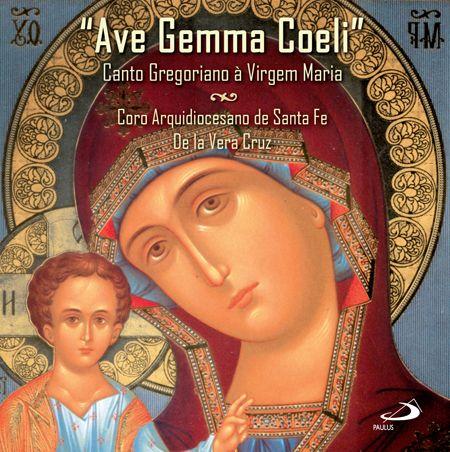 CD - Ave Gemma Coeli (à Virgem Maria)