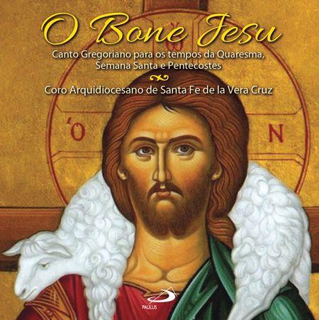 CD - O Bone Jesu