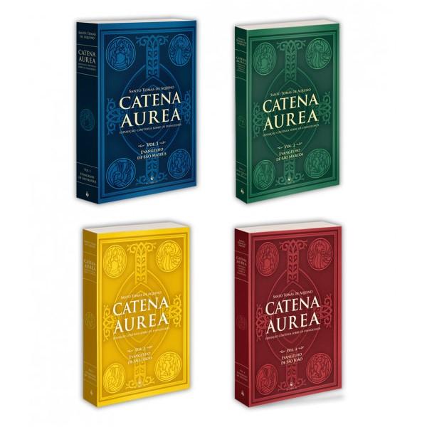 Combo - Catena Aurea (4 vols.)
