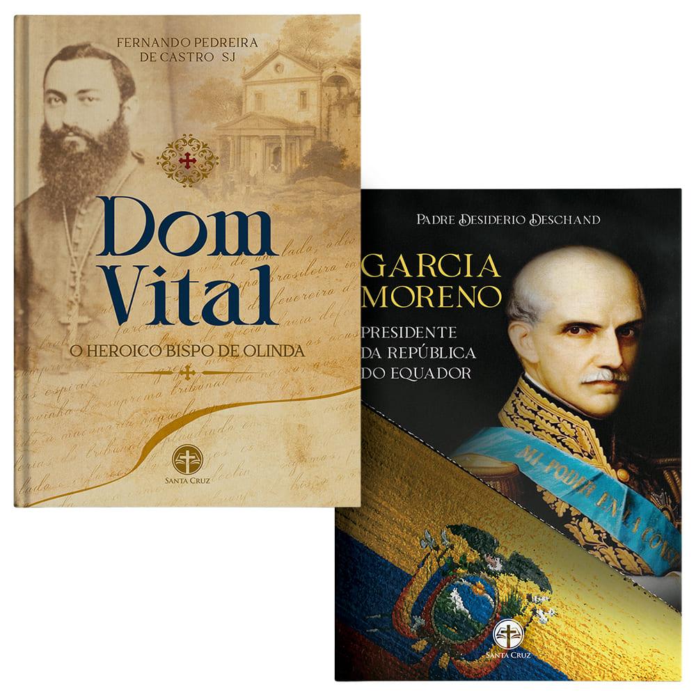 Combo Heróis Católicos (2 Livros)