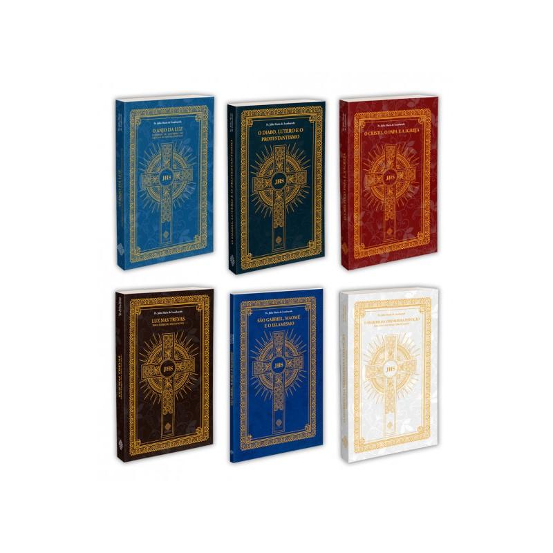 Combo - Pe. Júlio Maria de Lombaerde (6 Livros)