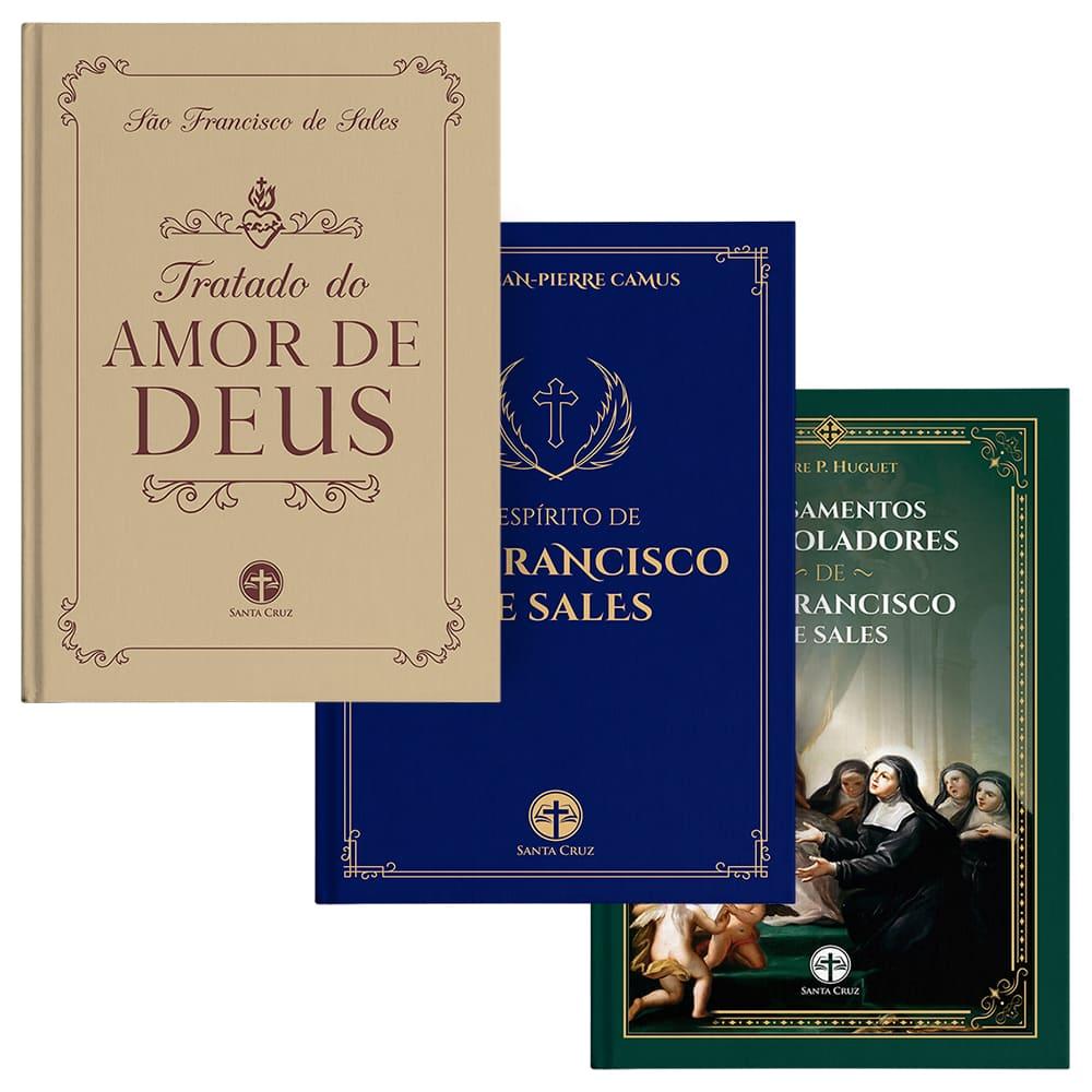 Combo - São Francisco de Sales (3 livros)