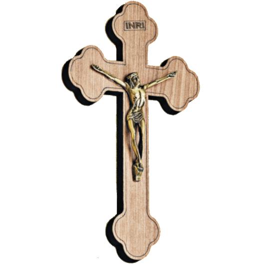 Crucifixo de Madeira MDF Revestido