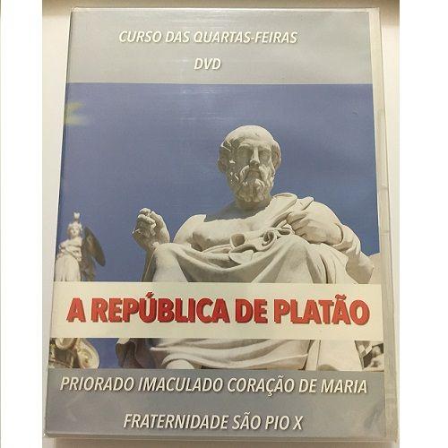 DVD - A República de Platão - FSSPX
