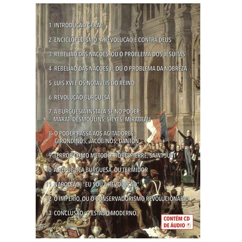 DVD - A Revolução Francessa - FSSPX