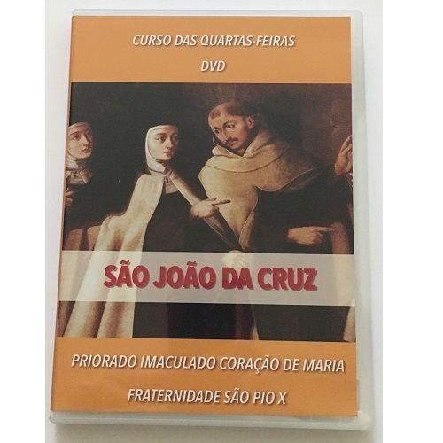 DVD - São João da Cruz - FSSPX